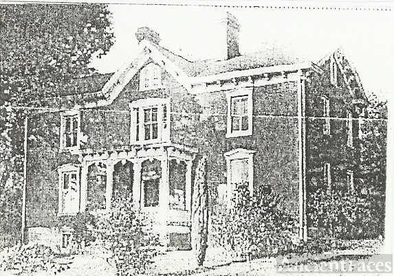 The Residence of James B. Carroll & Sarah Reed
