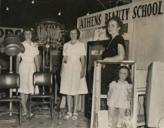 Athens Beauty School