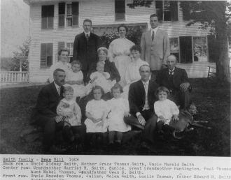 Owen Shapley Smith family, Norwichtown, CT