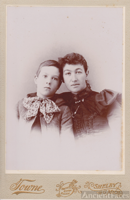 Unknown Babcock Family
