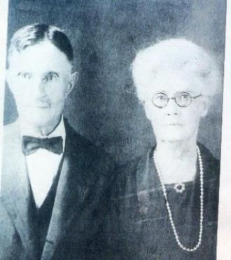 Thomas and Ruth Cope