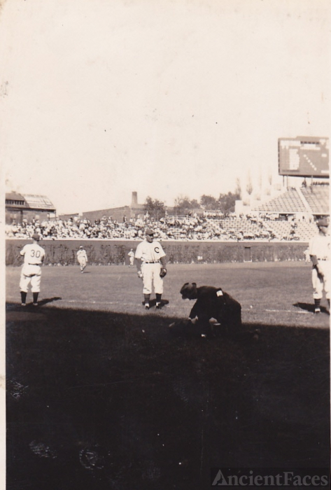 White Sox Game, 1930's Chicago