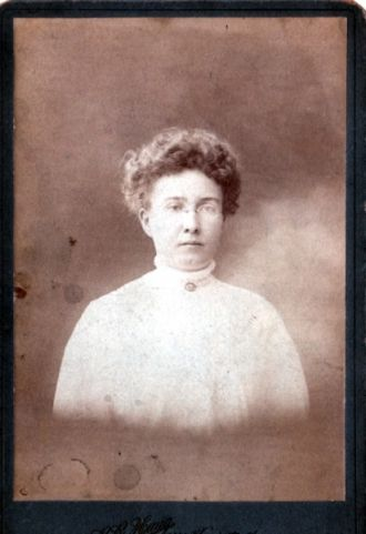 Unknown woman from Philadelphia, PA