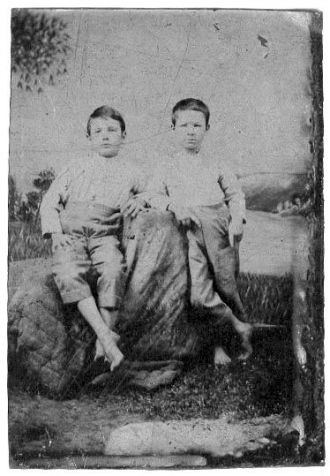 William & Rufus Otto Bussell, 1875