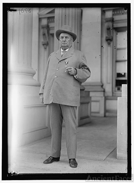 BANKHEAD, JOHN HOLLIS. REP. FROM ALABAMA, 1887-1907;...