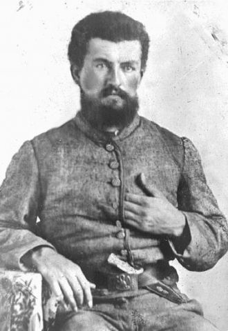 Daniel H. Willis, Jr. Civil War Photo