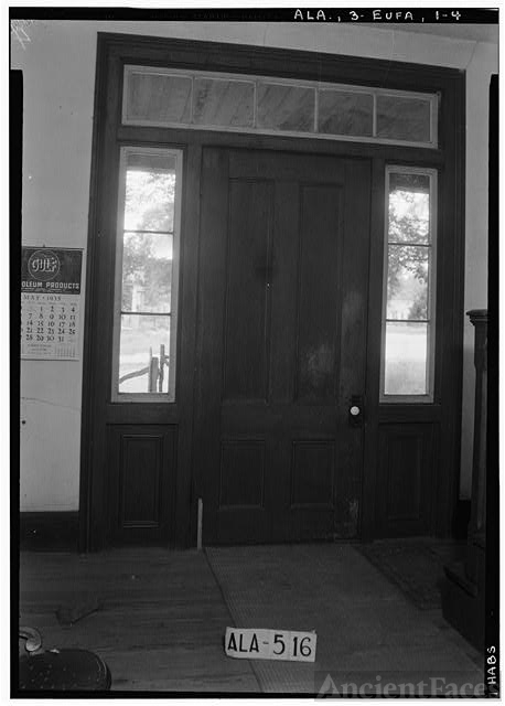 Irwinton Inn, Alabama 1935 W.N. Manning photo
