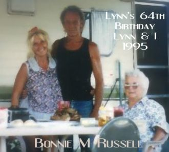 A photo of Bonnie M Russell