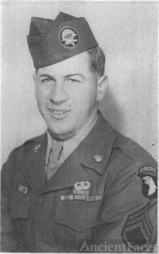 William H. Bowyer, Sr., U.S. Army 1945