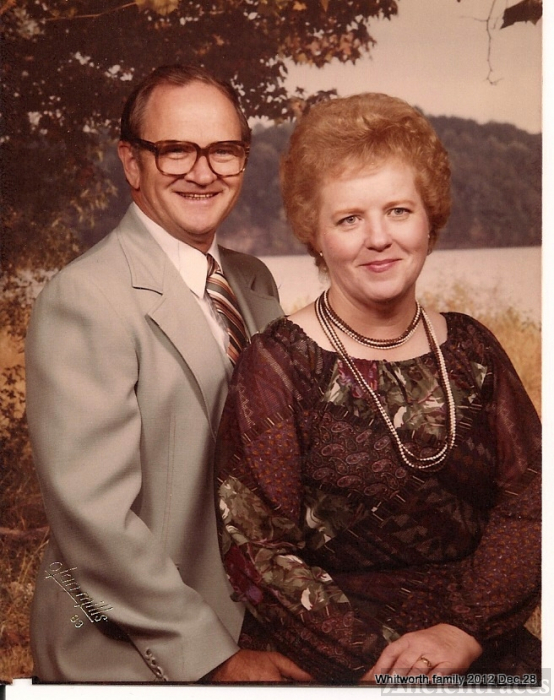 Robert and Charlene Mills, Oklahoma