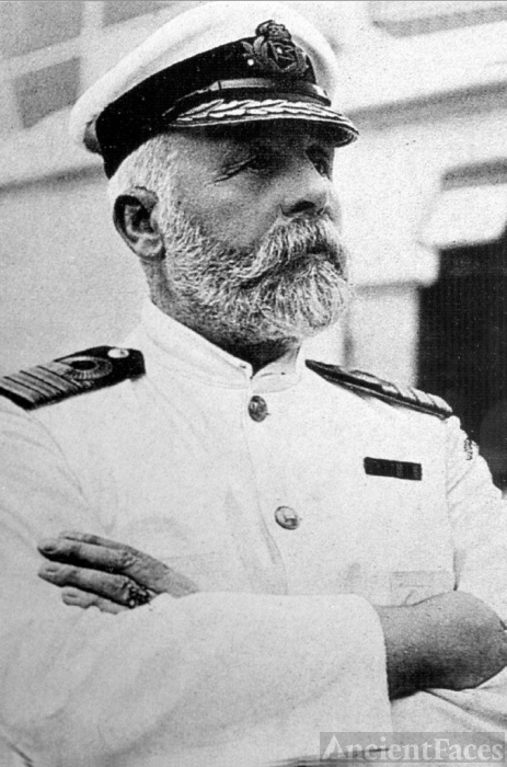 John Edward Smith - Titanic Captain