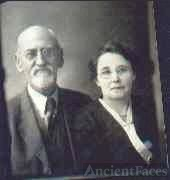 My Great Grandparents, James and Pattie