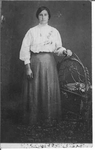 A photo of Effie M Pettit
