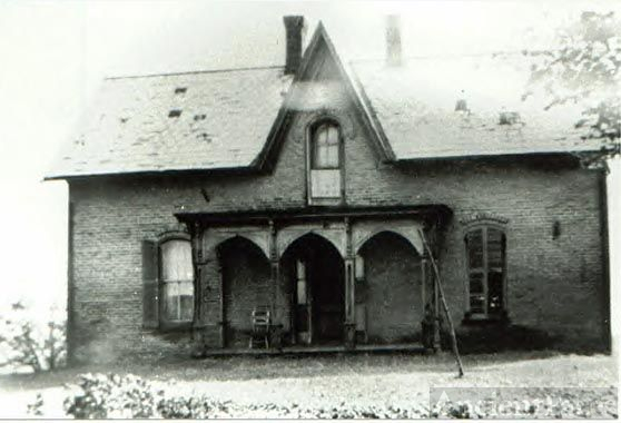 Home of Jacob S. Carr