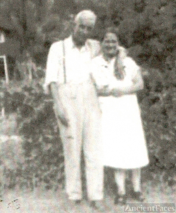 doc goins and minnie may cruse goins