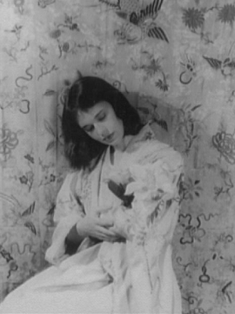 Portrait of Gloria Vanderbilt