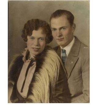 Frederick Oliver Schwenn and Helen Myra Howey