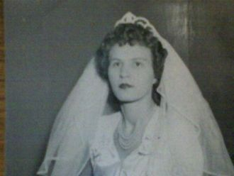 A photo of Mary Ann (Coppa) Hattas