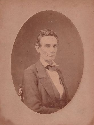 A photo of Abraham  Lincolm