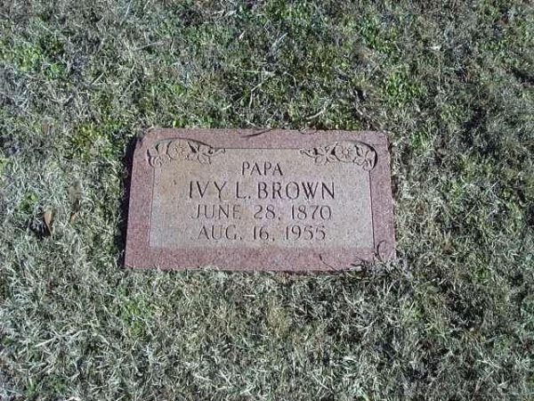 Ivy Leonard Brown