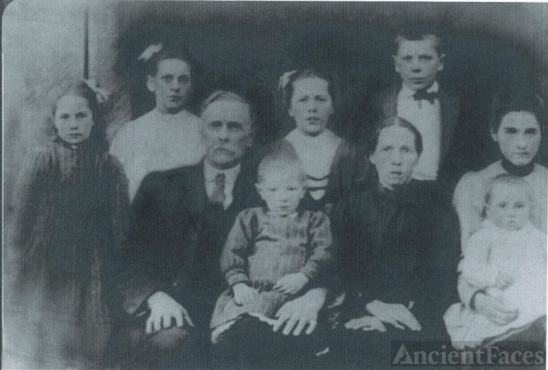 Hiram Riley Conn Second family/Anni Jane Conn