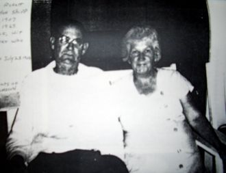 Talmadge and Nora Pickett Shipp