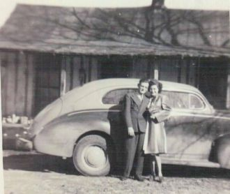 Armethia and Walter Bolen, MS