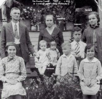 Parsley Family 1935