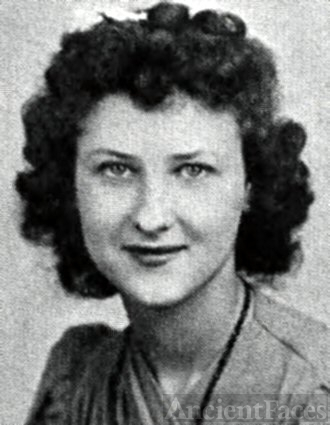 Mary Eleanor Metzger, Ohio, 1942