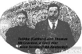 Telitha and Thomas McCracken