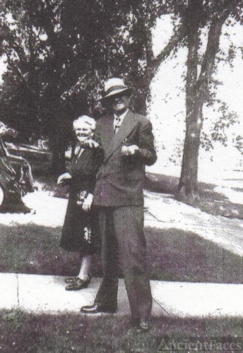 Roy & Ethel Sherman