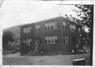 Old McCaysville Ga School