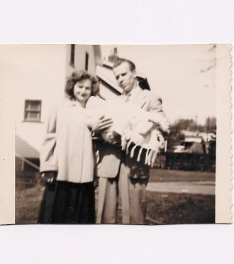 Motko Family 1950  Ohio
