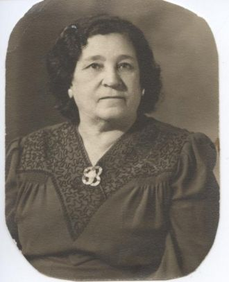 Great Grand Mother Julia