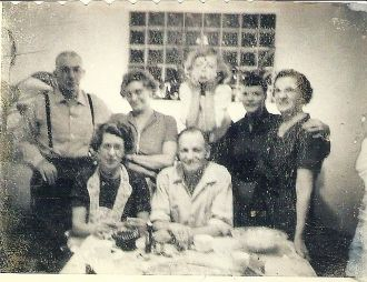 Isabel A Hyer family