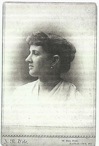 A photo of Florence N. (Marley)  Brown