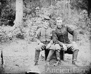 Fair Oaks, Va. Lt. James B. Washington, a Confederate...