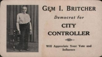 York, PA Election Card