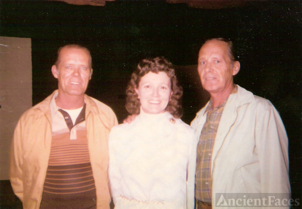 Skeeter, Doris, Guy