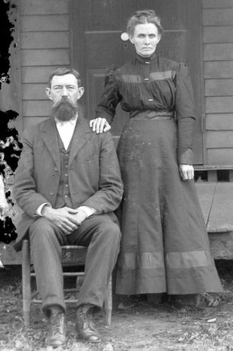 unknown couple, Tennessee