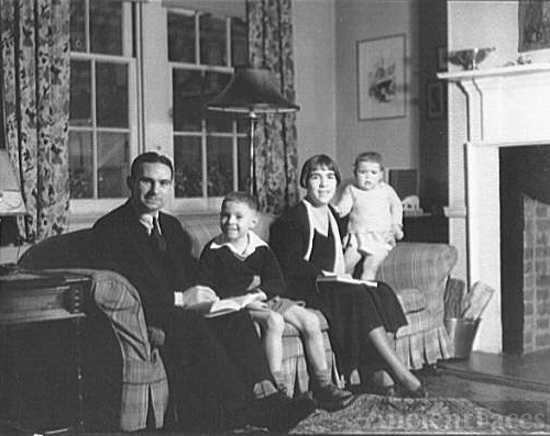 Art Brown Family VA 1937