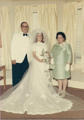 Campolucci Wedding 1969