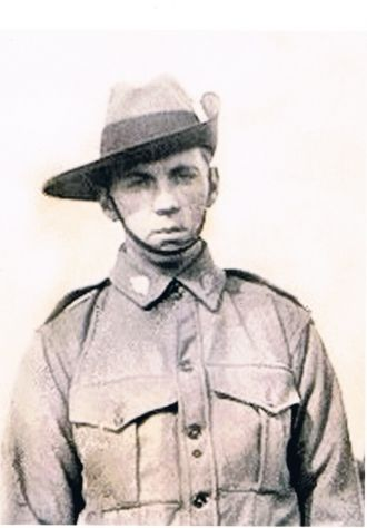 A photo of Norman Thomas Pittendrigh