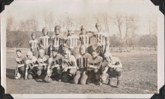 Horace Lucas football team