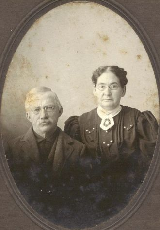 William and Sarah (King) Butterfield