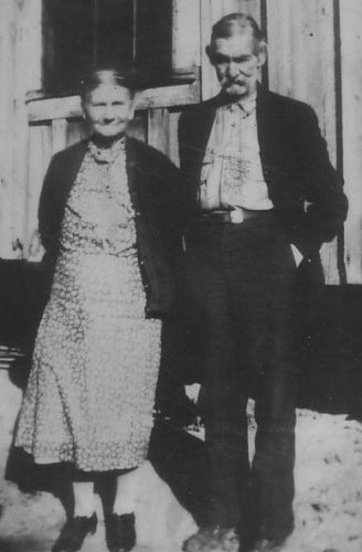 Asberry D. Corkren and wife