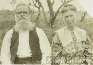 "William J. & Mexico ""Mexey"" Waldrip Mullens"