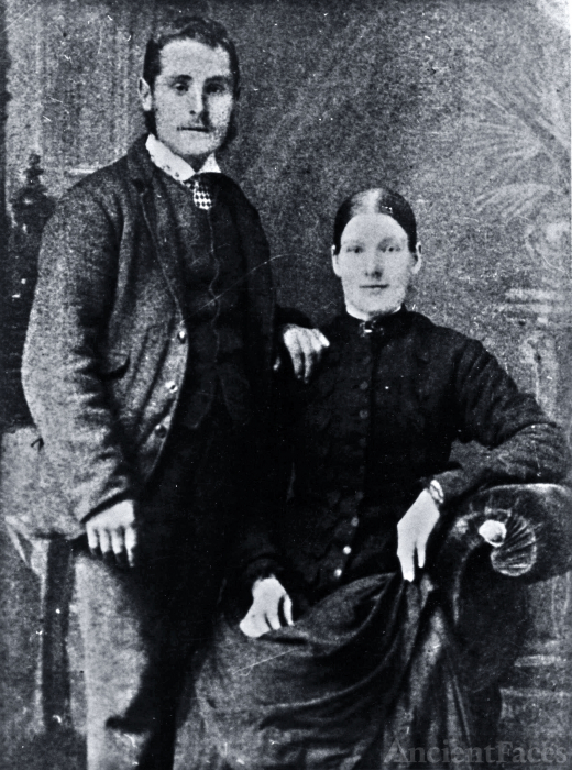 Jabez Knighton & Mary Ann Smith