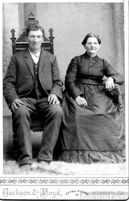 William Hubbard Banks & Wife