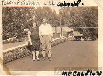 Marie Campbell & Horce McCandless